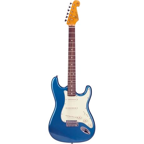 SX SST62 LPB Stratocaster Elektro Gitar<br>Fotoğraf: 1/4