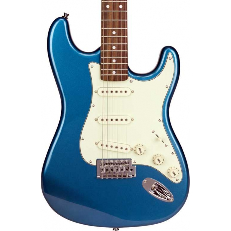 SX SST62 LPB Stratocaster Elektro Gitar<br>Fotoğraf: 2/4