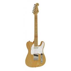 SX STL/ASH/NA Telecaster Elektro Gitar (Natural)