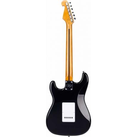 SX Stratocaster Elektro Gitar (Black)<br>Fotoğraf: 2/2