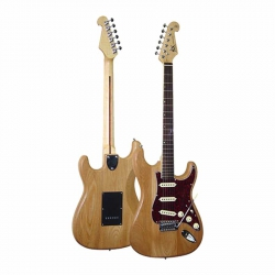 SX Stratocaster Elektro Gitar (Vintage Naturel)