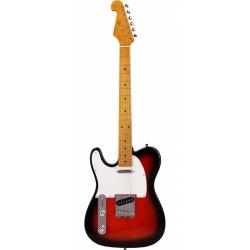 SX Telecaster Solak Elektro Gitar (Sunburst)