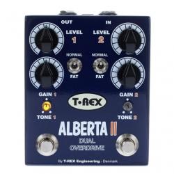T-Rex Alberta II Double Overdrive Bas Gitar Pedalı