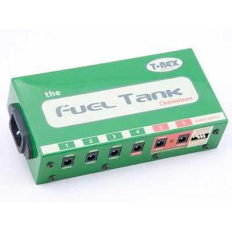 T-Rex FuelTank Chameleon Efekt Pedal Çoklu Adaptörü<br>Fotoğraf: 1/1