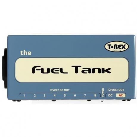 T-Rex FuelTank Classic Çoklu Efekt Pedal Adaptörü<br>Fotoğraf: 1/1