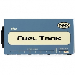 T-Rex FuelTank Classic Çoklu Efekt Pedal Adaptörü