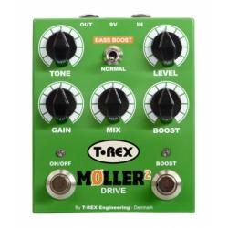 T-Rex Moller Overdrive Clean Boost Pedalı