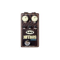 T-Rex Nitros Distortion Pedalı