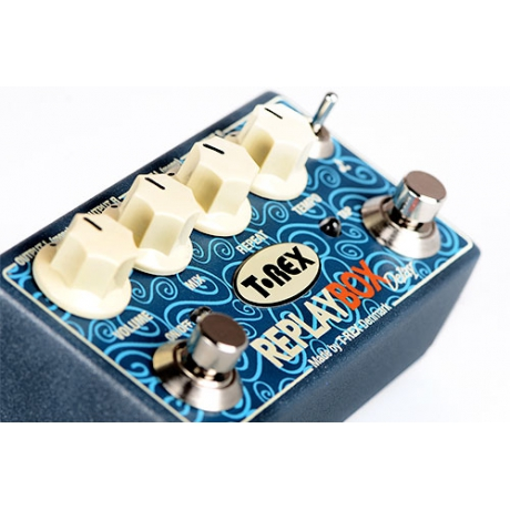 T-Rex Replay Box Stereo Delay Pedalı<br>Fotoğraf: 3/4