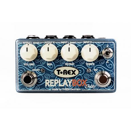 T-Rex Replay Box Stereo Delay Pedalı<br>Fotoğraf: 1/4