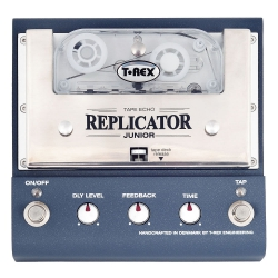 T-Rex Replicator Junior Analog Tape Delay Pedalı