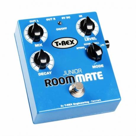 T-Rex Room Mate Junior Reverb Pedalı<br>Fotoğraf: 1/1