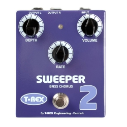 T-Rex Sweeper 2 Bas Gitar Chorus Pedalı