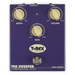 T-Rex Sweeper Bas Gitar Pedalı