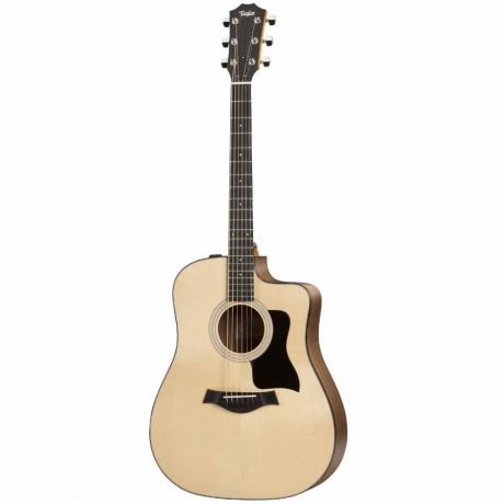 Taylor 110ce Elektro Akustik Gitar (Walnut / Sitka)<br>Fotoğraf: 1/4