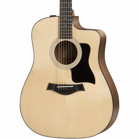 Taylor 110ce Elektro Akustik Gitar (Walnut / Sitka)<br>Fotoğraf: 3/4