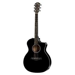 Taylor 214ce Elektro Akustik Gitar (Siyah)