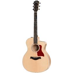Taylor 214ce-QM DLX Special Edition Elektro Akustik Gitar