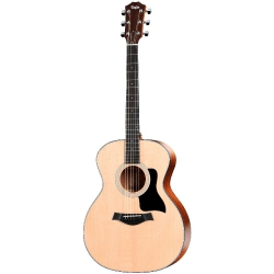Taylor 314 V-Class Bracing Akustik Gitar (Natural)