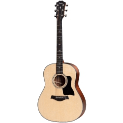 Taylor 317 V-Class Bracing Grand Pacific Elektro Akustik Gitar (Natural)