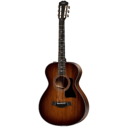 Taylor 322E 12-Perde,V-Class Bracing Elektro Akustik Gitar (Shaded Edgeburst)