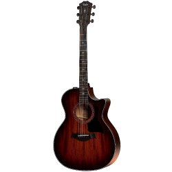 Taylor 324ce V-Class Bracing Elektro Akustik Gitar (Shaded Edgeburst)