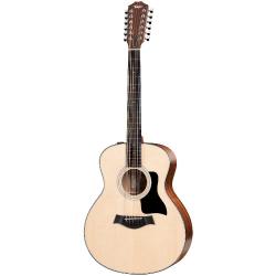Taylor 356E 12 Telli Elektro Akustik Gitar (Natural)