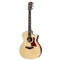 Taylor 414CE-R  V-class Bracing Elektro Akustik Gitar (Natural)