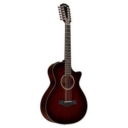 Taylor 562ce 12 Telli Elektro Akustik Gitar (Shaded Edge Burst)
