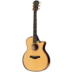Taylor 614ce Builder's Edition Elektro Akustik Gitar (Natural)