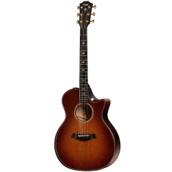 Taylor 614ce Builder's Edition Elektro Akustik Gitar ( Wild Honey Burst)