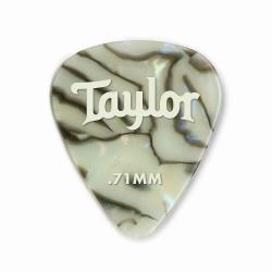 Taylor Celluloid 351 Abalone 12li Pena (0.71mm)