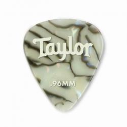 Taylor Celluloid 351 Abalone 12li Pena (0.96mm)