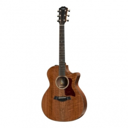 Taylor Limited Edition Grand Auditorium Elektro Akustik Gitar (Natural)