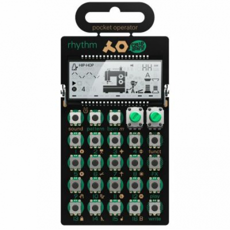 Teenage PO-12 Rhythm Pocket Operator Synthesizer<br>Fotoğraf: 1/1
