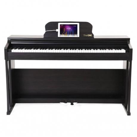 The One Smart Piano Akıllı Dijital Piyano (Siyah)<br>Fotoğraf: 1/5