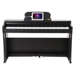The One Smart Piano Akıllı Dijital Piyano (Siyah)