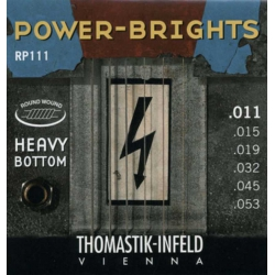 Thomastik RP111 Power Brights Elektro Gitar Teli (11-53)