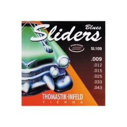 Thomastik SL109 Sliders Light Elektro Gitar Teli (09-43)
