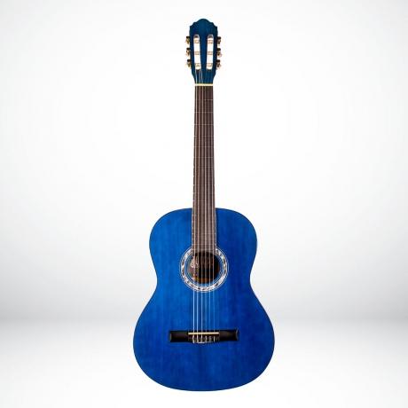 Toledo LC-3600BL 3/4 Klasik Gitar (Mavi)<br>Fotoğraf: 1/1