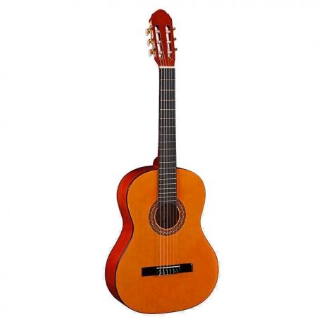 Toledo LC-3600OR 3/4 Klasik Gitar (Koyu Naturel)<br>Fotoğraf: 1/1