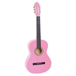Toledo LC-3600PK 3/4 Klasik Gitar (Pembe)