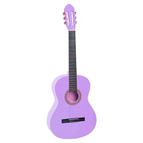 Toledo LC-3600PP 3/4 Klasik Gitar (Mor)<br>Fotoğraf: 1/1