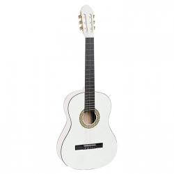 Toledo LC-3600WH 3/4 Klasik Gitar (Beyaz)
