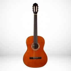 Toledo LC-3900OR 4/4 Klasik Gitar (Koyu Natural)