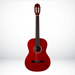 Toledo LC-3900RD Klasik Gitar (Kırmızı)