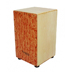 Tycoon 29 Series Siam Oak Cajon With Hand
