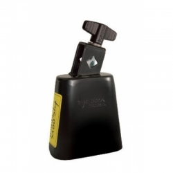 Tycoon 3½'' Black Powder-Coated Cowbell