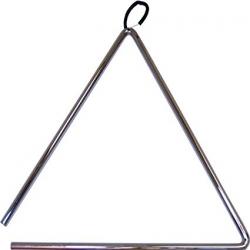 Tycoon TRI-10 10'' Aluminum Triangle