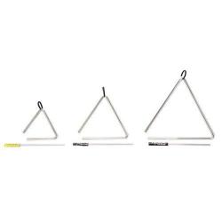Tycoon TRI-6 6'' Aluminum Triangle